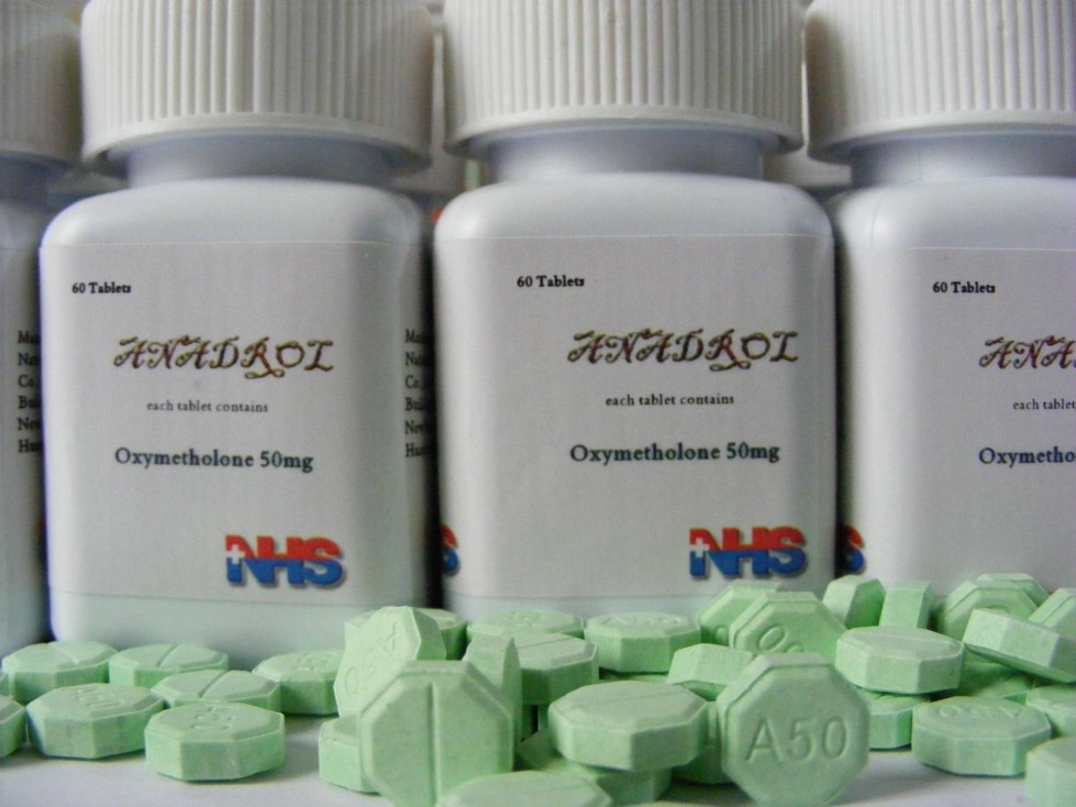 Anadrol 50mg 1box made in china